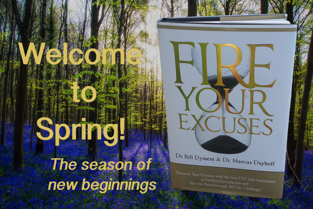 Fire Your Excuses Spring 2016